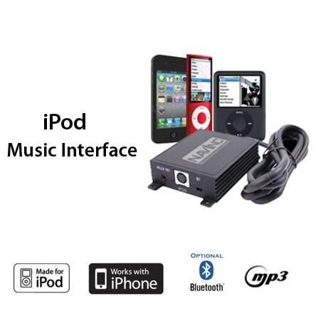 IPod iPhone 4 5 6 Bluetooth Interface Lightning 8-pin pour Audi Navi Plus//RNS-D